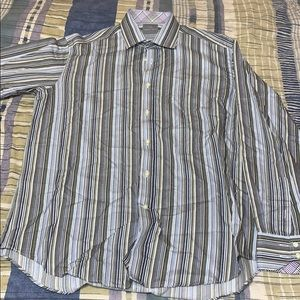 Thomas Dean Button Up Size Large (never worn)
